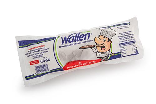 Mozzarella Wallen kg 1